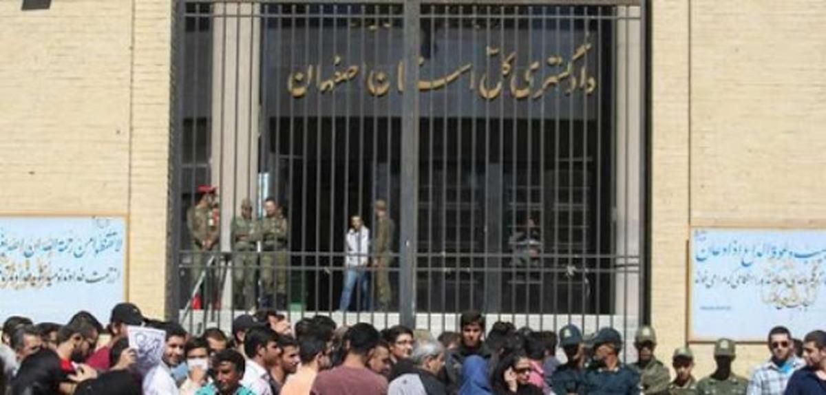 اخبار منتشره در خصوص اجرای حکم ۵ نفر از اغتشاشگران در اصفهان  کذب است