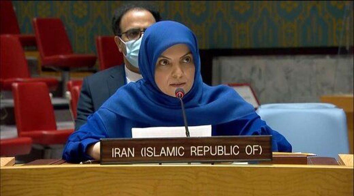 پاسخ قاطع ایران به اتهامزنی آمریکا و انگلیس