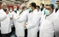 دستیار ویژه رئیس سازمان انرژی اتمی: حاضریم تکه تکه شویم و ایران اسلامی پیشرفت کند