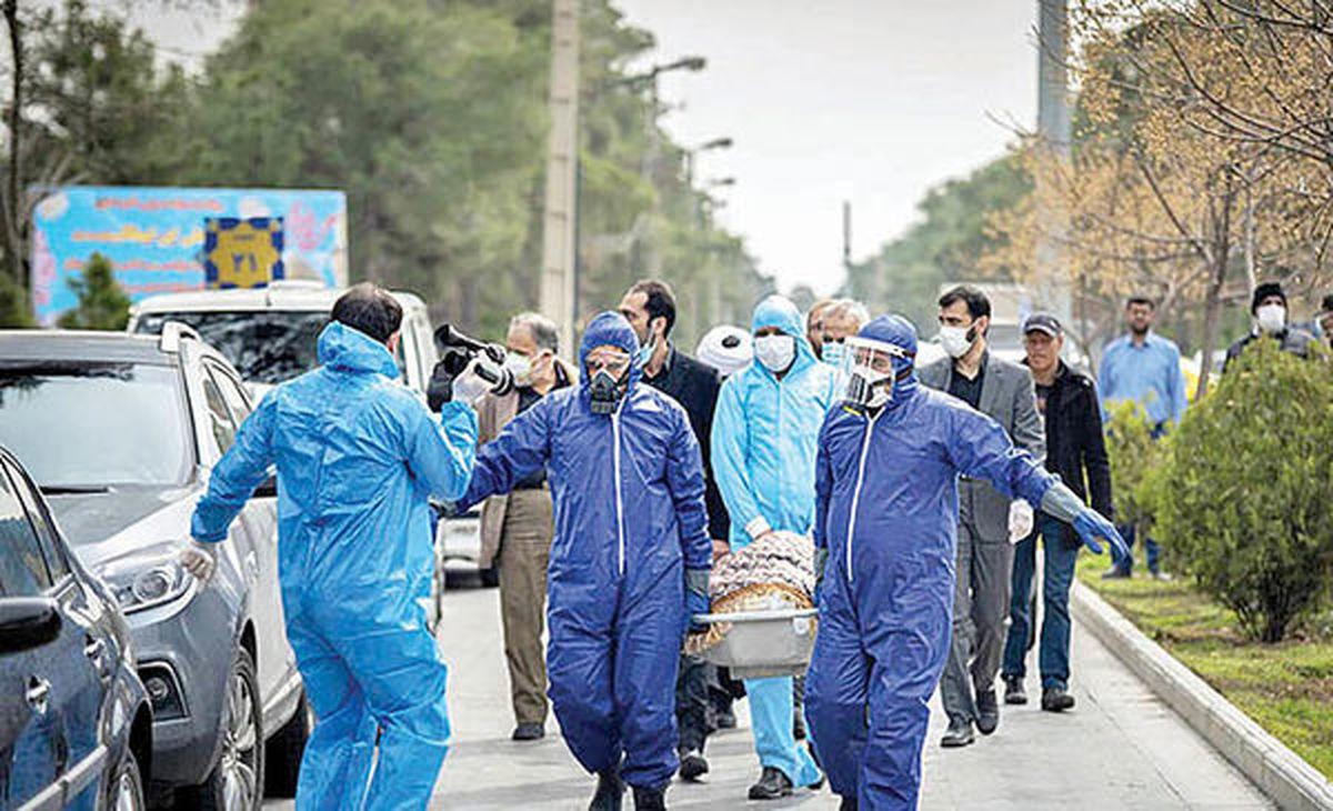 آخرین آمار متوفیان کرونا در پایتخت