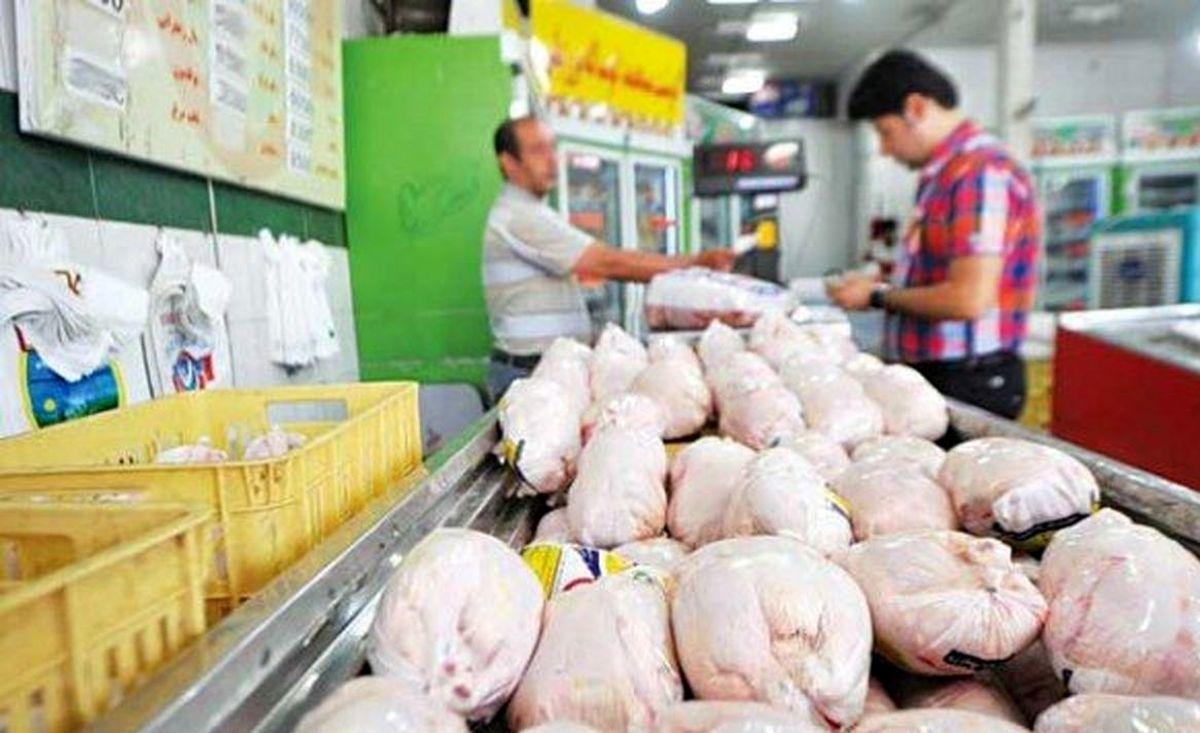 مرغ با قیمت مصوب به دست مصرف کننده نمی رسد   |  مرغ دوباره گران شد