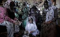 اجبار دختربچه ای دیگر برای ازدواج