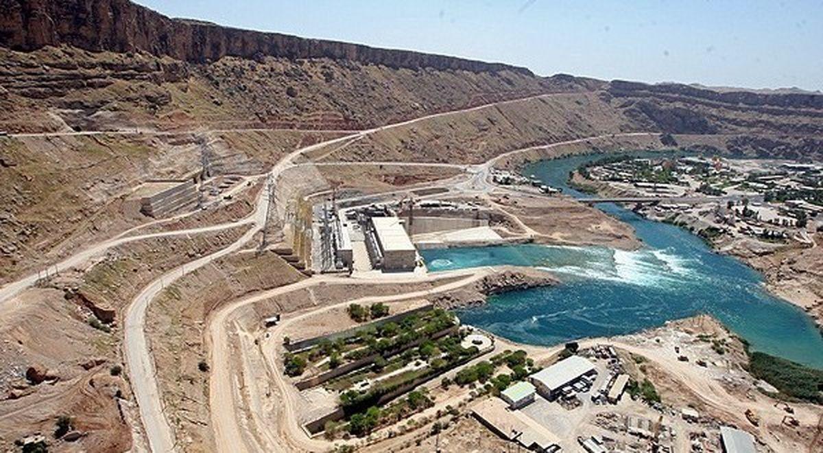 چگونه شرکت مدیریت منابع آب و نیرو گاف مهندسی سد گتوند را رقم زد؟