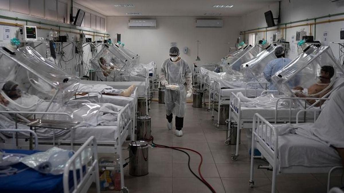 برزیل چهارمین کشور آلوده جهان شد