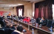هموطنان برای امدادرسانی به سی سخت سفر نکنند/راه اندازی کمپ کانکسی