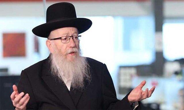 وزیر بهداشت اسرائیل: مسیح در عید پاک ما را از شر کرونا نجات میدهد