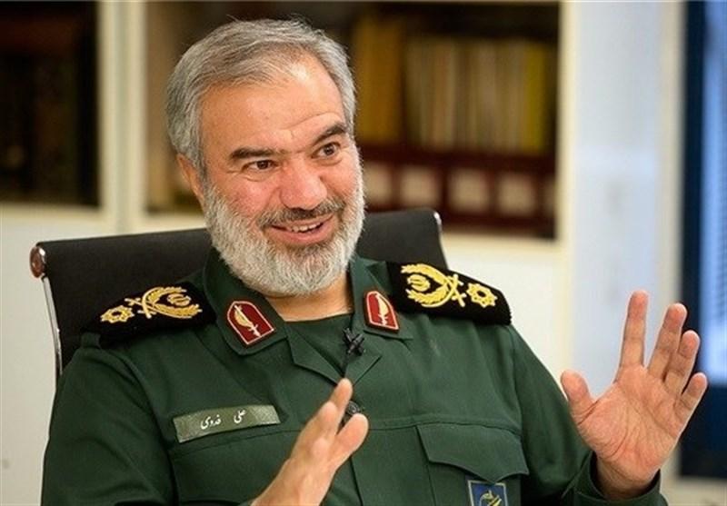 جانشین فرمانده سپاه  |   نوعروسان فرزندآوری را در برنامه قطعی خود قرار دهند، زیرا در خطر قرار داریم