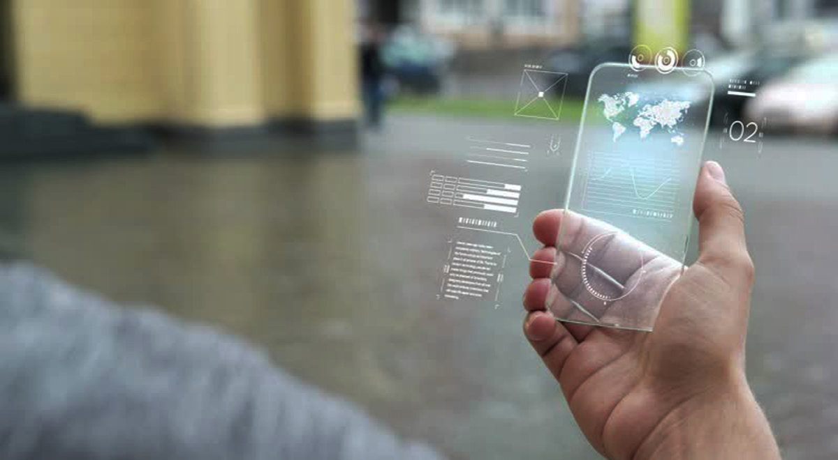 تلفن هوشمند به مکان زندگی بشر امروز تبدیل شد +عکس