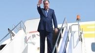 رئیس جمهور تاجیکستان راهی ترکمنستان شد