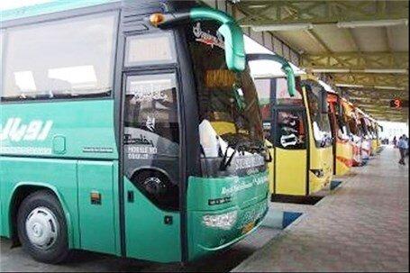بلیت اتوبوس برای ایام نوروز پیش فروش نمیشود