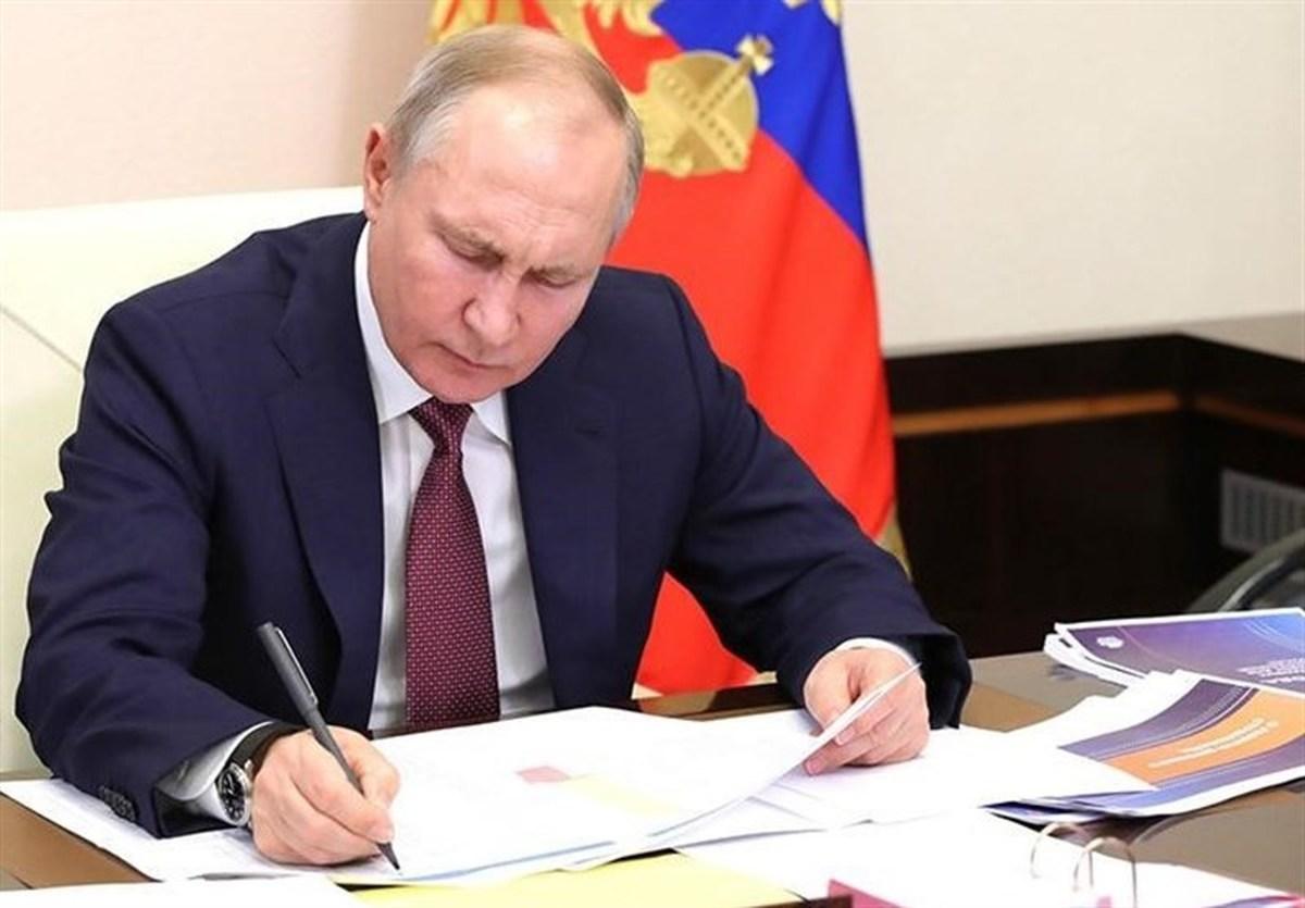 قانون انتخابات ریاست جمهوری | پوتین قانون جدیدروسیه را امضا کرد.