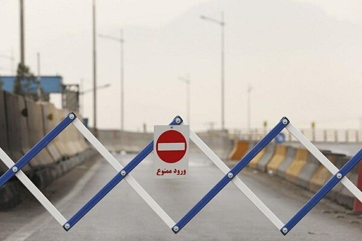 قرمز شدن استان تهران / مجبوریم تهران را تعطیل کنیم