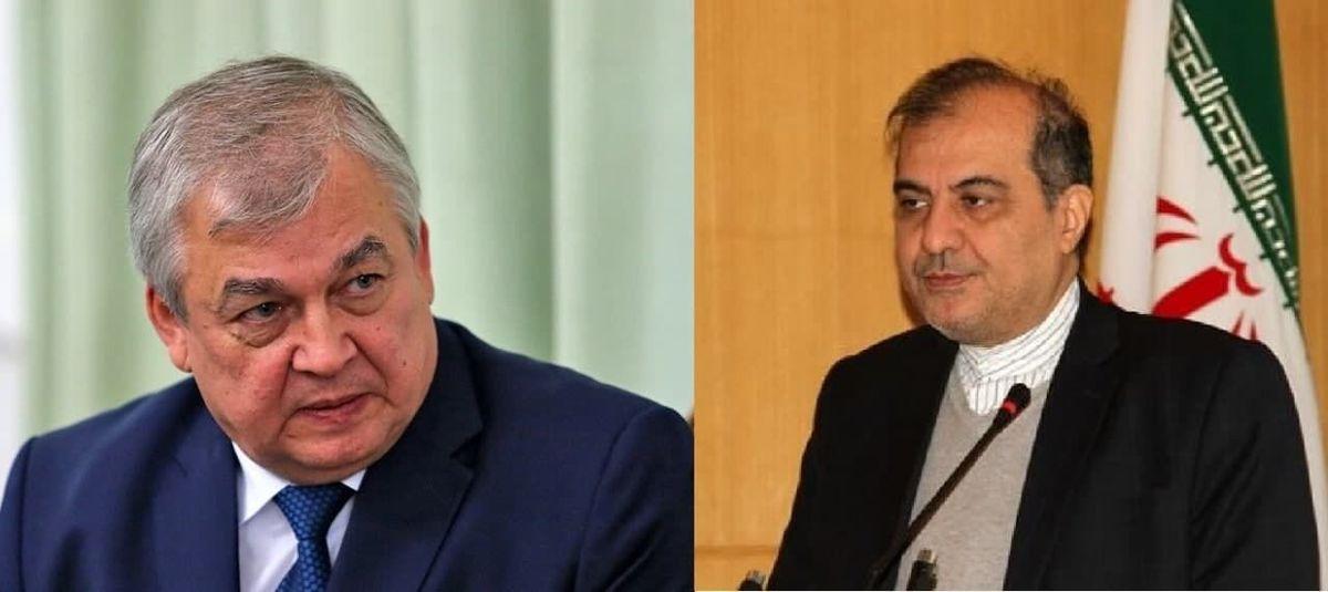 قانون | تاکیدروسیه بر همکاری بین تهران و مسکو در امور سوریه