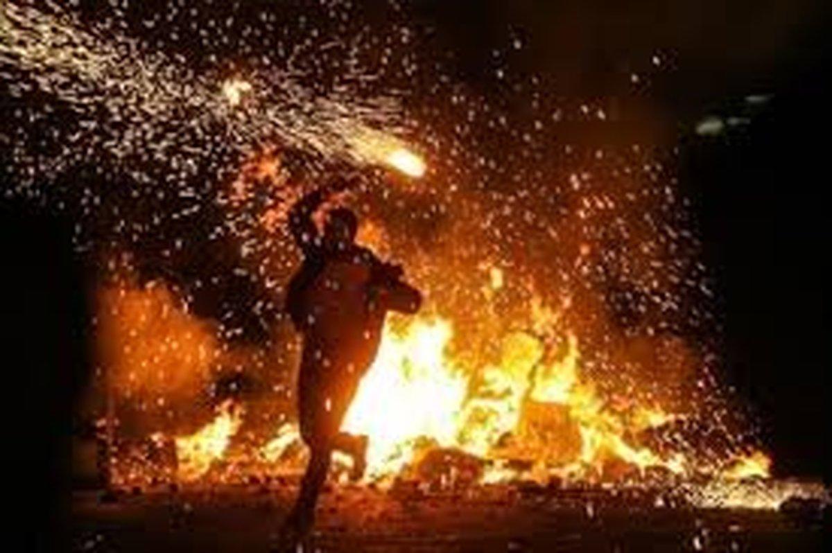 چهارشنبه سوری ۹۹ ؛ آمار مصدومان امروز به ۹۰۰ نفر افزایش یافت