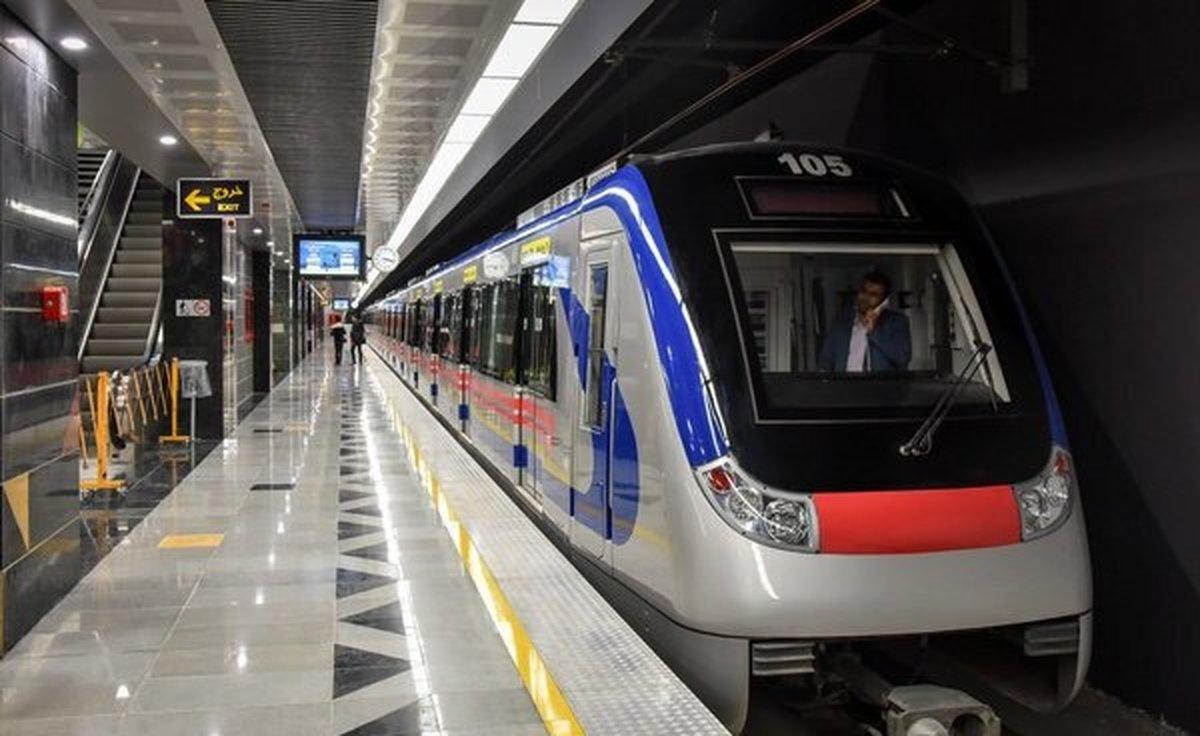 اتصال خط مترو به «زعفرانیه: و «پاسداران»