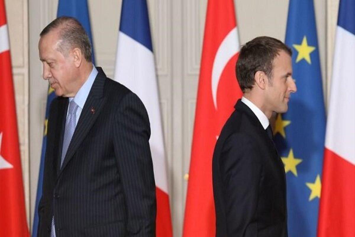 اردوغان از اظهارات اسلام ستیزانه ماکرون انتقاد کرد