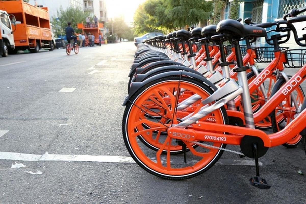 اهل تهران چقدر از دوچرخه استفاده میکنند؟