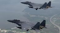 چین  |  رهگیری ۸ جنگنده چینی در حریم هوایی تایوان