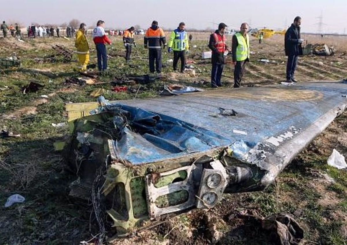 نسبت به گزارش سانحه هواپیمایی اوکراین تاکنون اعتراضی دریافت نکردیم