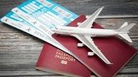 قیمت بلیت هواپیما  کاهش شدید پیدا کرد