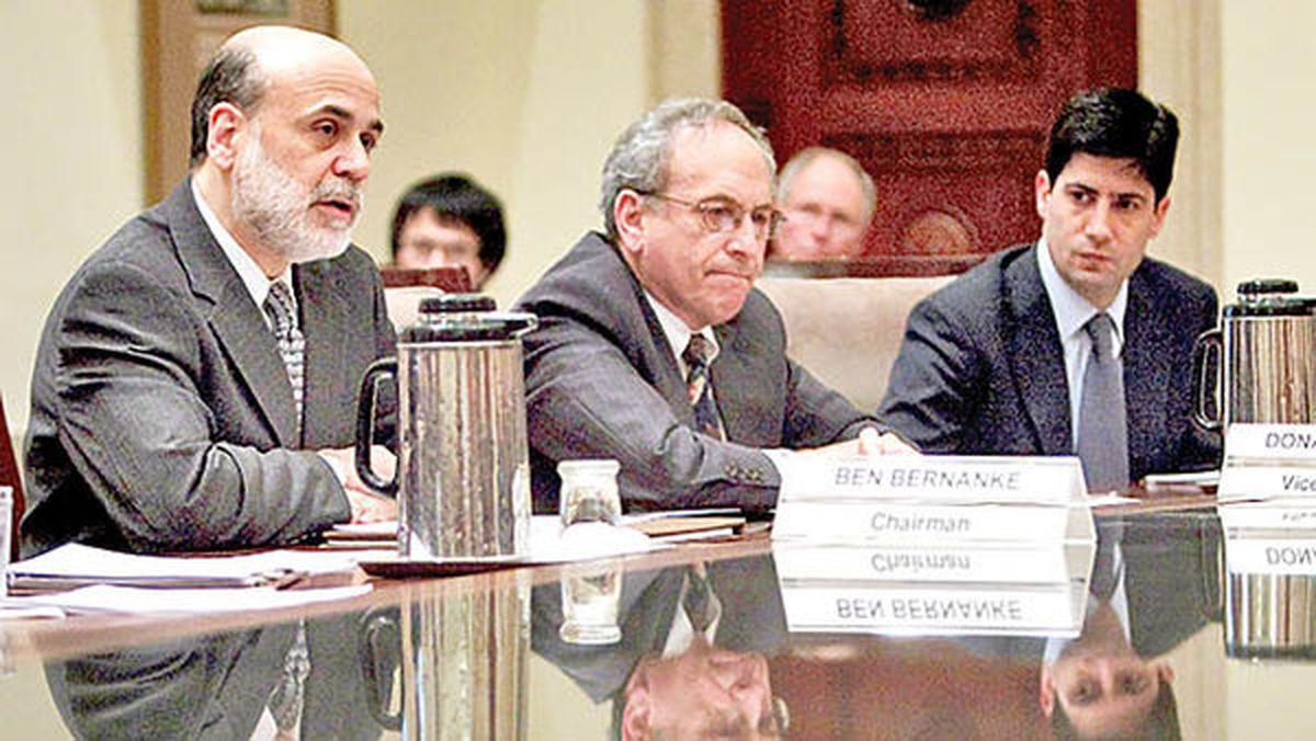 صورتجلسههای فدرال رزرو در بحران ۲۰۰۸