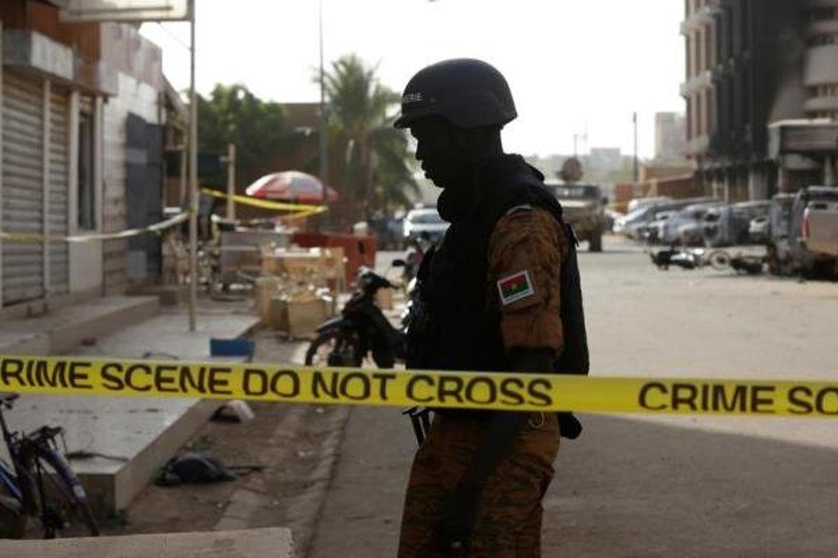 افزایش تلفات حمله تروریستی در بورکینافاسو به ۱۶۰ نفر