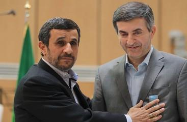 احمدی نژاد به دشمن اصلی ایران نامه نوشت