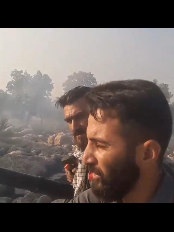 گلایههای دو جنگلبان + ویدئو