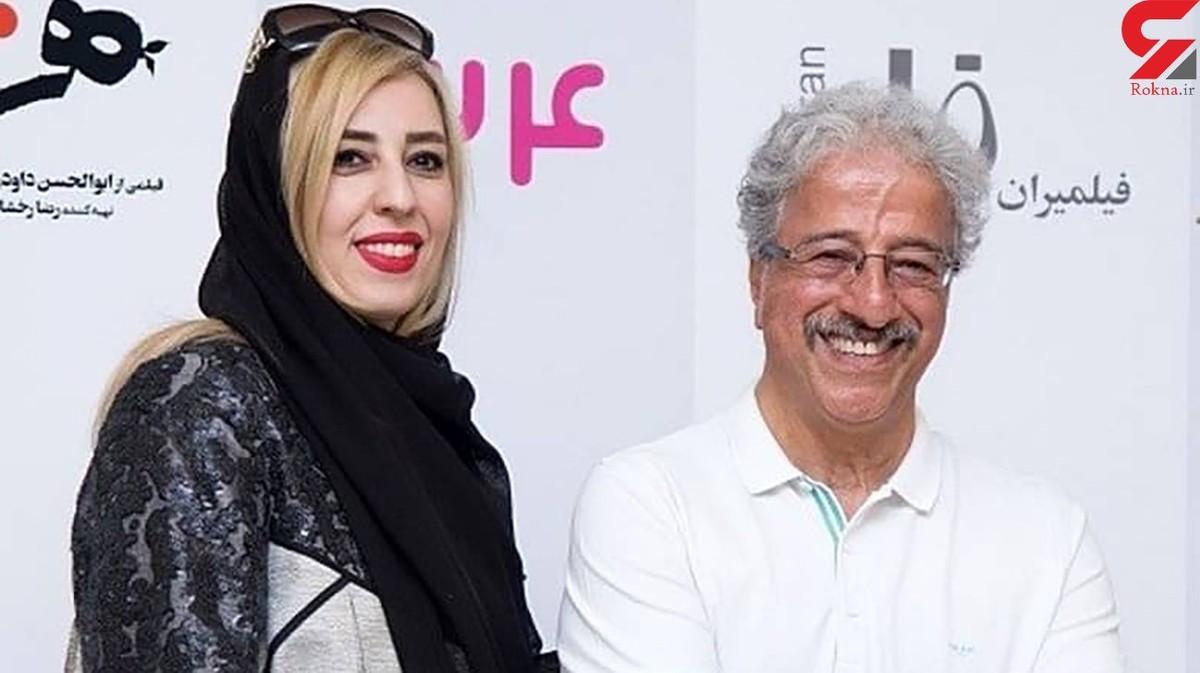 ازدواج ناموفق علیرضا خمسه فاش شد