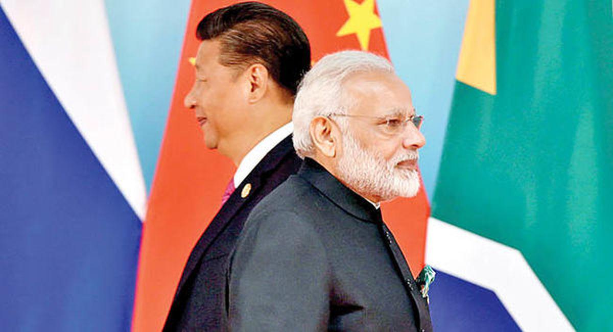 رقابت چین و هند بر سر ایران