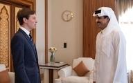 امیر قطر  |  موضع ما در حمایت از مساله فلسطین ثابت است