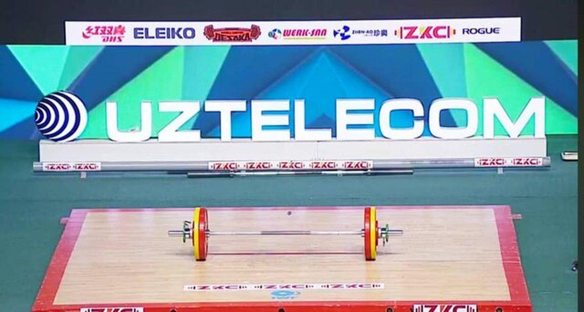 دلیل نبود نام دو وزنهبردار لهستان و لتونی در نتیجه دسته ۹۶ کیلوگرم جوانان جهان