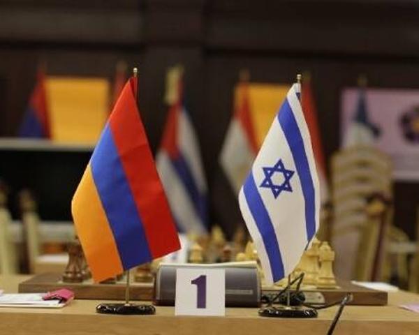 افتتاح سفارت ارمنستان در اسرائیل