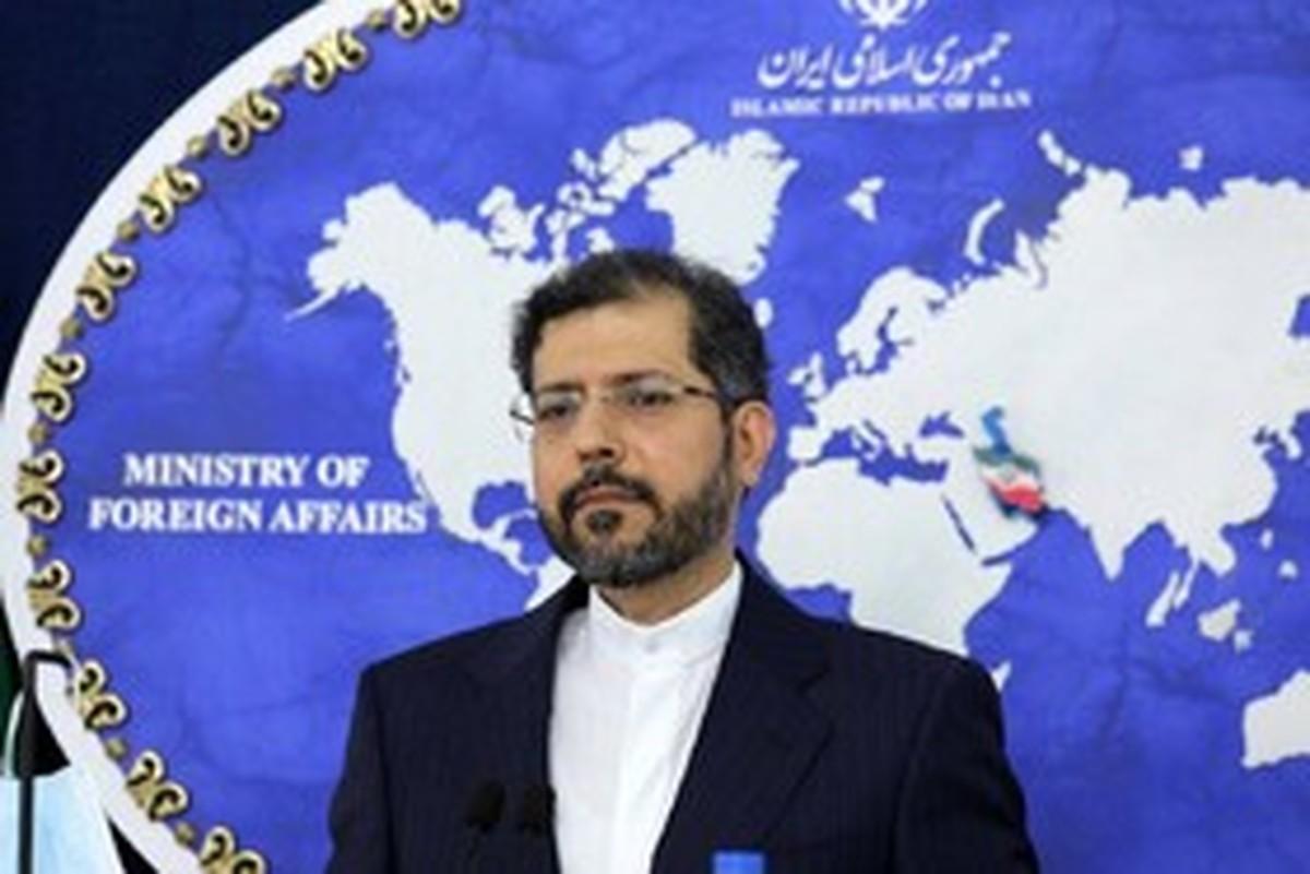 سخنگوی وزارت خارجه     خدمه کشتی کرهای اجازه خروج از ایران را دریافت کردند