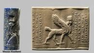 مهرهای دوره بابل (تمدن بین النهرین) مربوط به ۶۰۰ سال قبل از میلاد