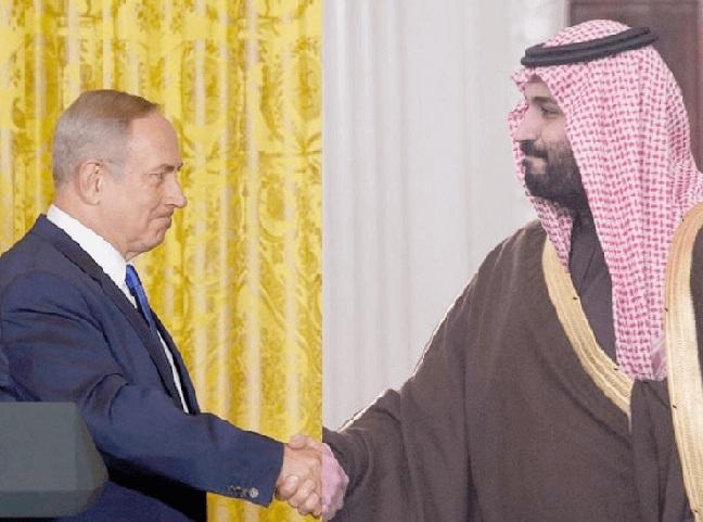 پیام مشترک بن سلمان و نتانیاهو به ایران و جو بایدن چه بود ؟