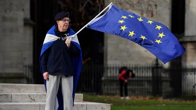 انگلیس  |  اسکاتلند میخواهد با استقلال  به اتحادیه اروپا بازگردد