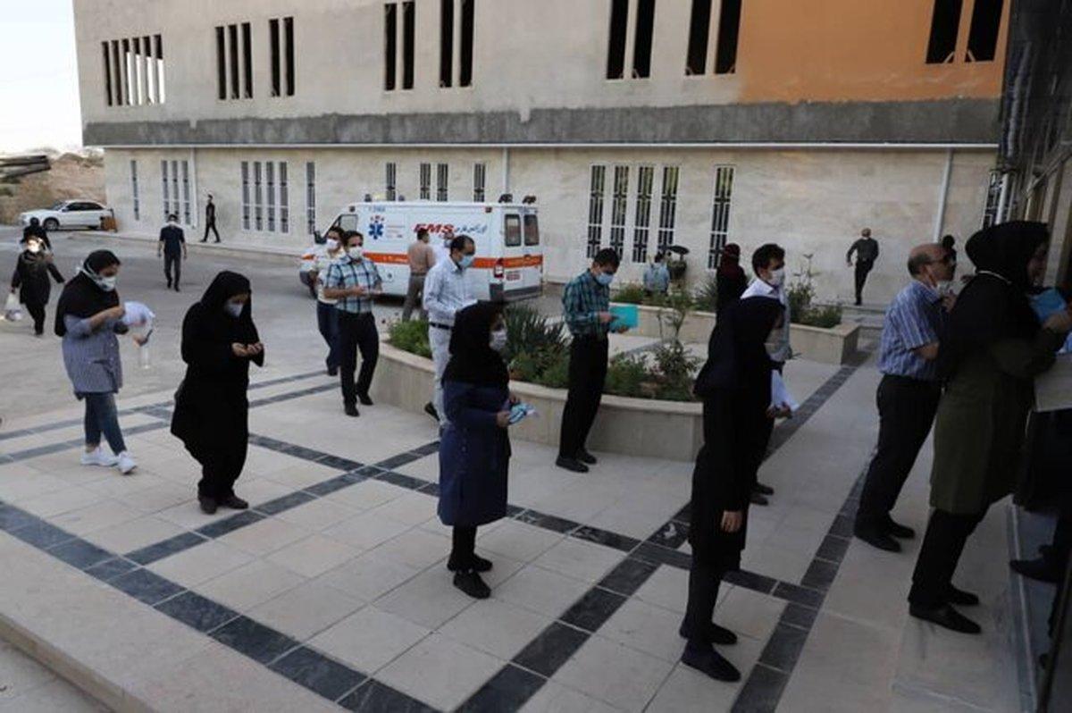 بیش از ۲۰۰۰ داوطلب در دومین روز برگزاری آزمون دکتری وزارت بهداشت غیبت داشتند