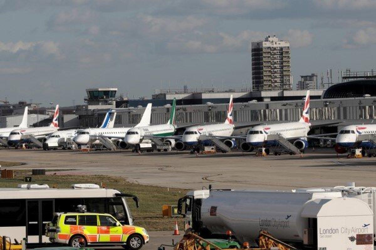 فرودگاه شهر لندن تعطیل می شود