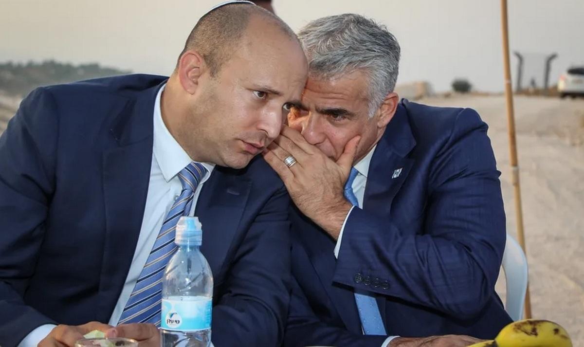 رئیس پارلمان اسرائیل: دوشنبه تشکیل دولت لاپید- بنت را اعلام میکنیم