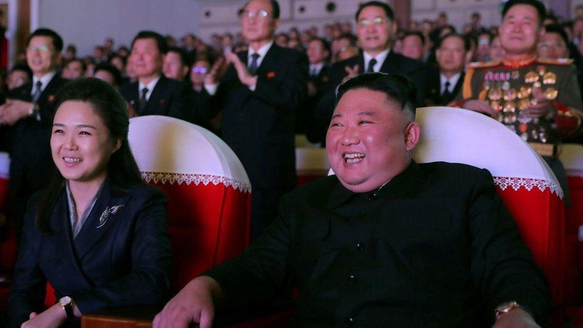 پایان غیبت مرموز همسر رهبر کره شمالی