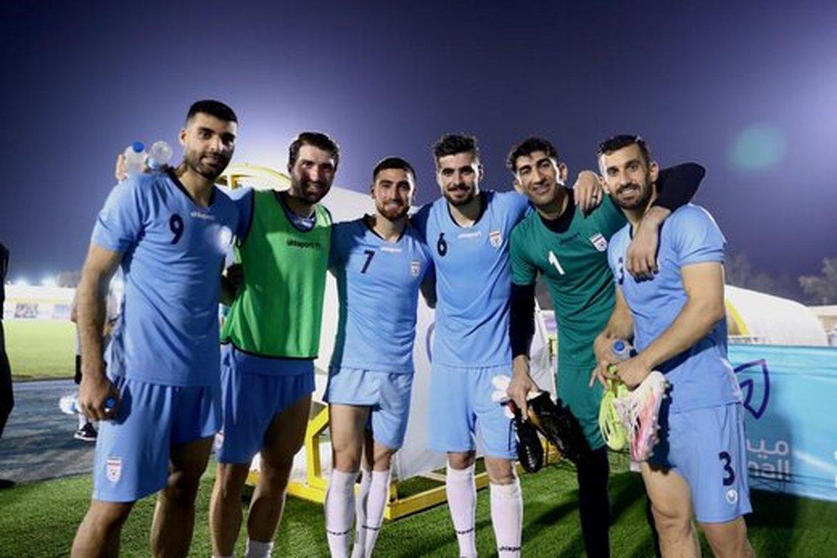 تیم ملی راهی بحرین شد