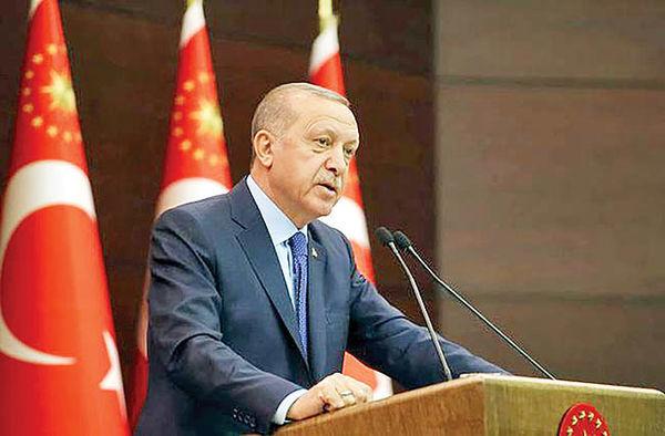شکست اردوغان از نرخ بهره | فشار نرخ ارز، سیاست پولی ترکیه را تغییر داد