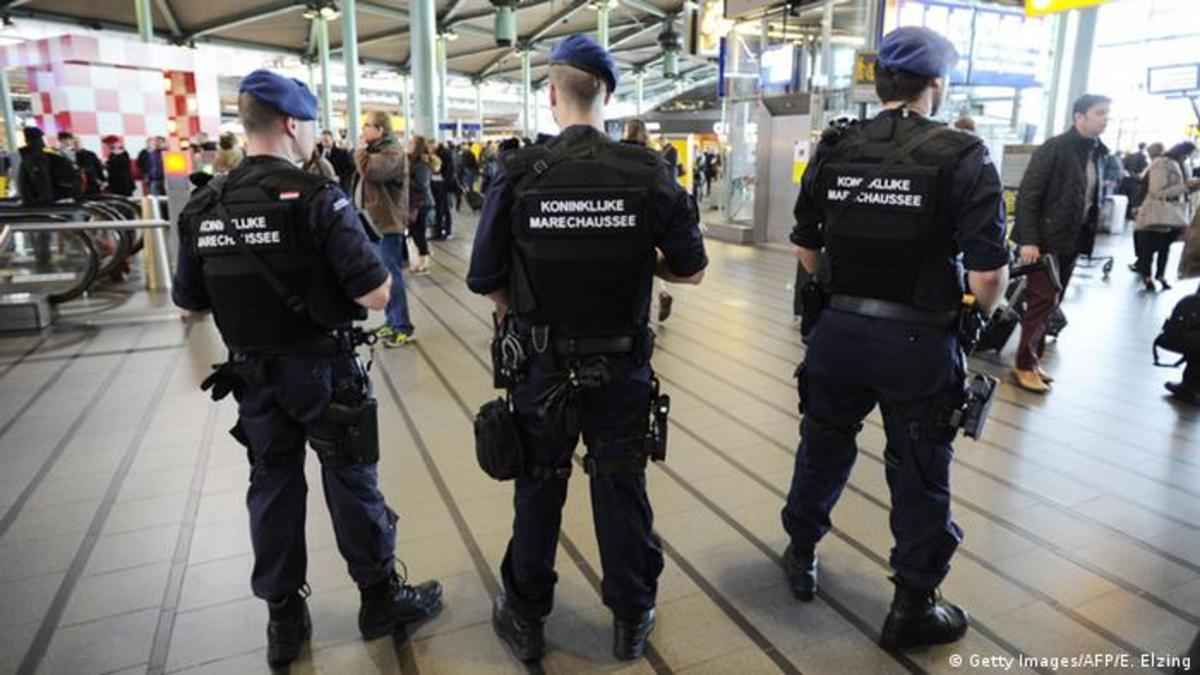 بازداشت یک ایرانی در فرودگاه بلژیک