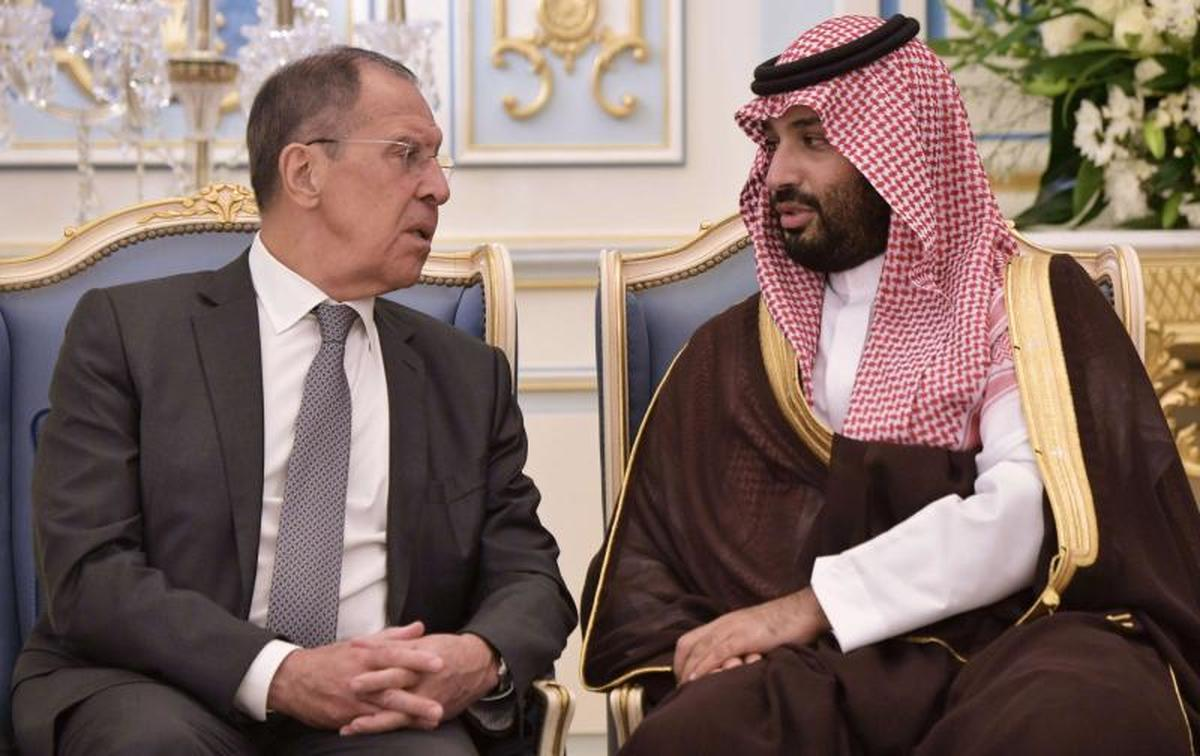 لاوروف در عربستان؛ آیا ریاض از دولت بایدن به آغوش پوتین پناه میبرد؟