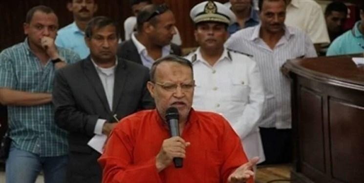 عصام العریان از مسئولان اخوان المسلمین مصر درگذشت