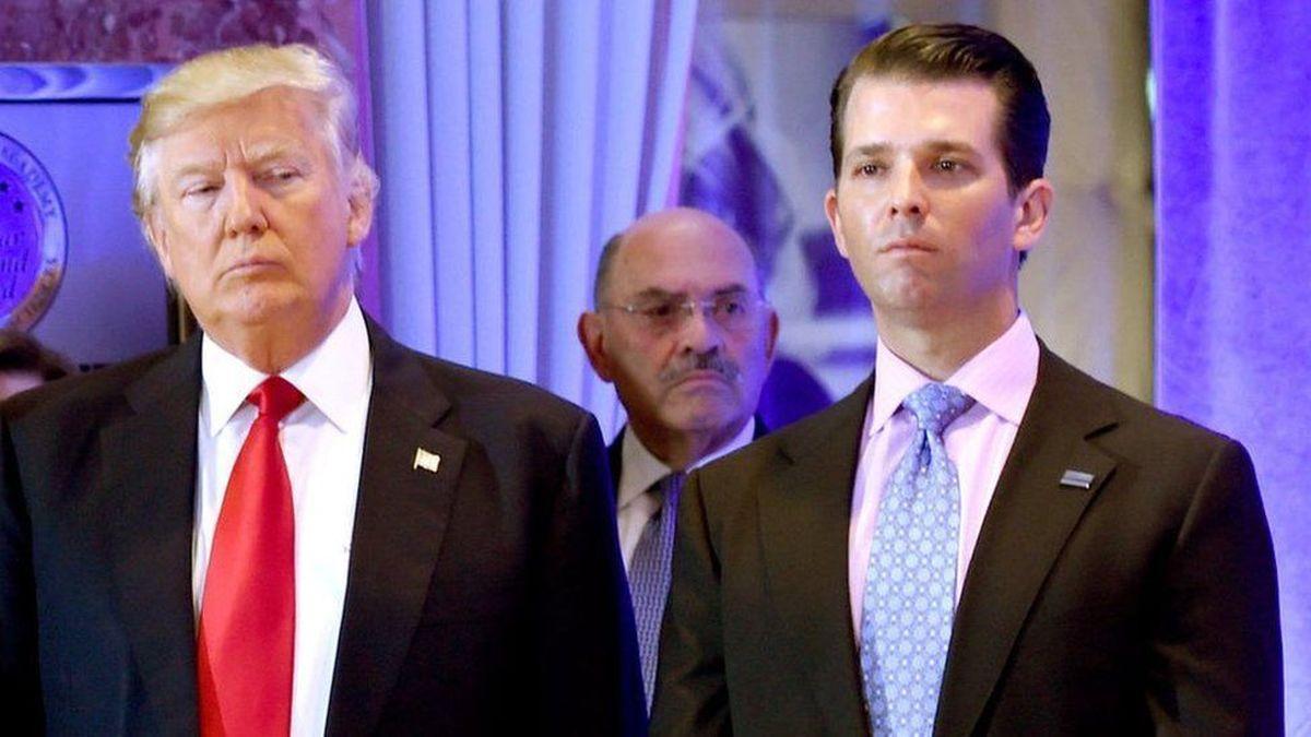 سازمان ترامپ به ۱۵ سال کلاهبرداری مالیاتی و جعل سوابق تجاری متهم شد