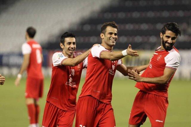 پرسپولیس  |  AFC با ارجاع پرونده آلکثیر به کمیته استیناف موافقت کرد