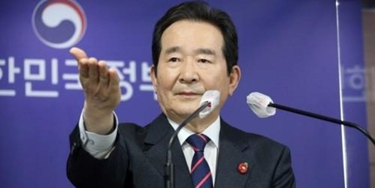 یونهاپ      نخست وزیر کره جنوبی احتمالا بعد از سفر به تهران از سمت خود استعفا میکند