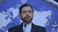 دیدار وزیر خارجه عراق با ظریف و دیگر مقامات ایرانی در تهران